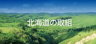 北海道の取組