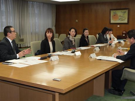 第二回「女性の活躍懇話会(札幌開催)」