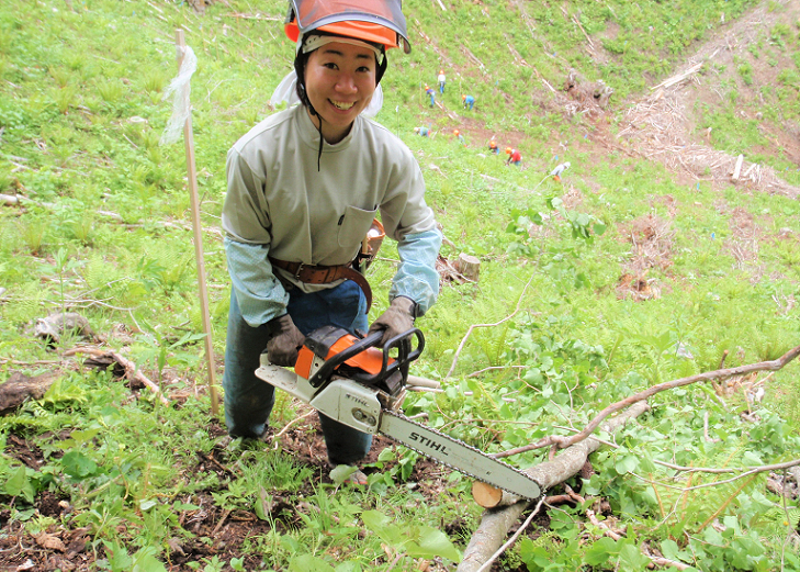 北村林業さんイメージ1